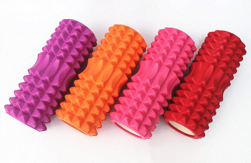 Bumpy-Foam-Rollers-With-Grid-Trigger-Point